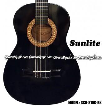 SUNLITE 3/4 Classical Guitar - Black
