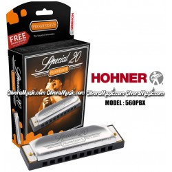 HOHNER Special 20 Harmonica