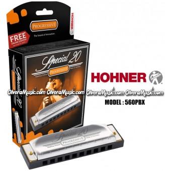 HOHNER Special 20 Armónica