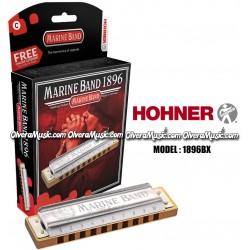 HOHNER 1896 Marine Band Armónica