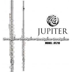 JUPITER Flauta Modelo Estudiante Tono de DO - Plateado