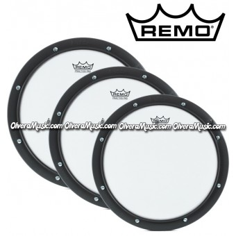 REMO Tunable Drum Practice Pad 8""