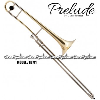 PRELUDE Student Model Slide Trombone - Lacquer Finish