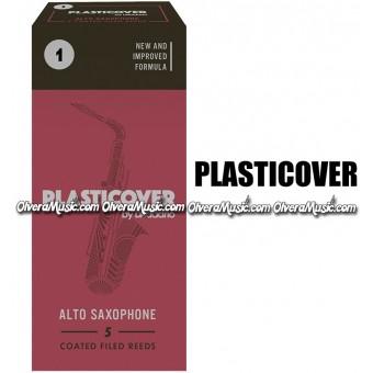 PLASTICOVER Alto Saxophone Reeds - Box of 5