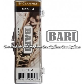BARI Bb Clarinet Synthetic Reed