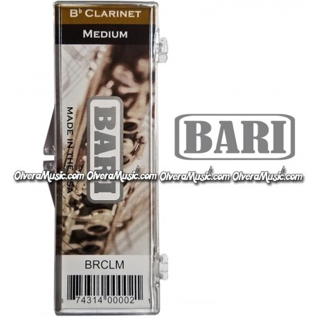 BARI Bb Clarinet Synthetic Reed