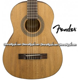 FENDER 3/4 Classical Guitar - Satin