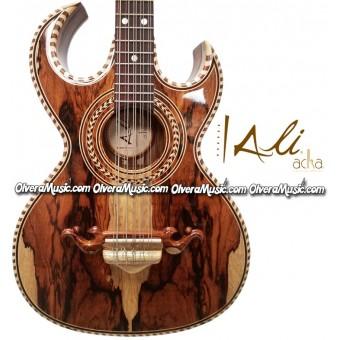 ALI ACHA Professional Bajo Quinto - Palo Escrito Wood