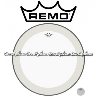 REMO Powerstroke 4 Clear Drumhead