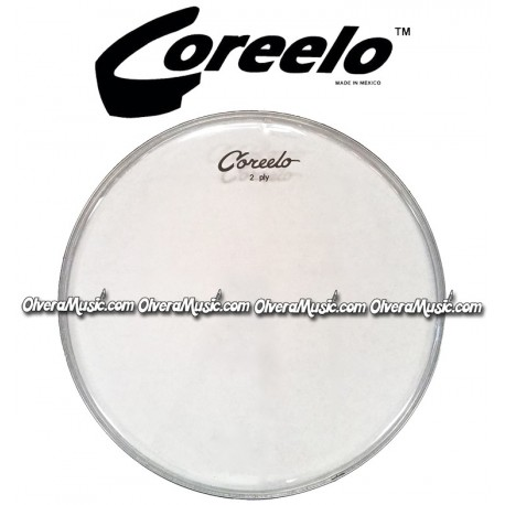 coreelo 14 hydraulic clear drumhead olvera music. Black Bedroom Furniture Sets. Home Design Ideas