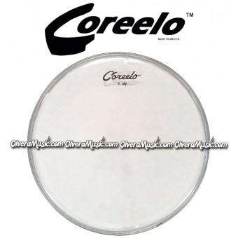 """COREELO 14"""" Hydraulic Clear Drumhead"""