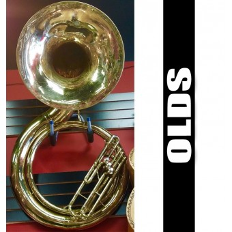 OLDS Metal Sousaphone (USED)