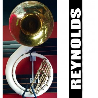 REYNOLDS Hybrid Sousaphone Fiberglass Body/Metal Bell (USED)
