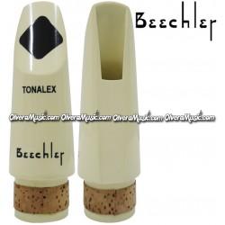 BEECHLER Tonalex Clarinet Mouthpiece - Black Diamond Inlay