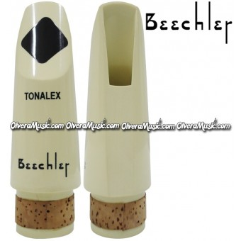 BEECHLER Tonalex Clarinet Mouthpiece - Black Diamond Inlay