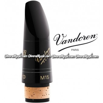 VANDOREN M15 13 Clarinet Mouthpiece - M15 13, Profile 88