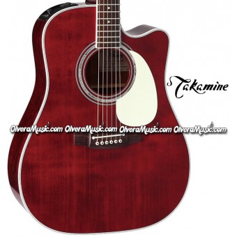TAKAMINE John Jorgenson Signature Series Acoustic/Electric 6-String Guitar