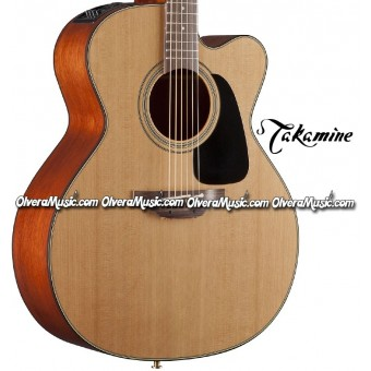 TAKAMINE Pro Series 1 Acoustic/Electric 6-String Guitar - Gloss Top Satin