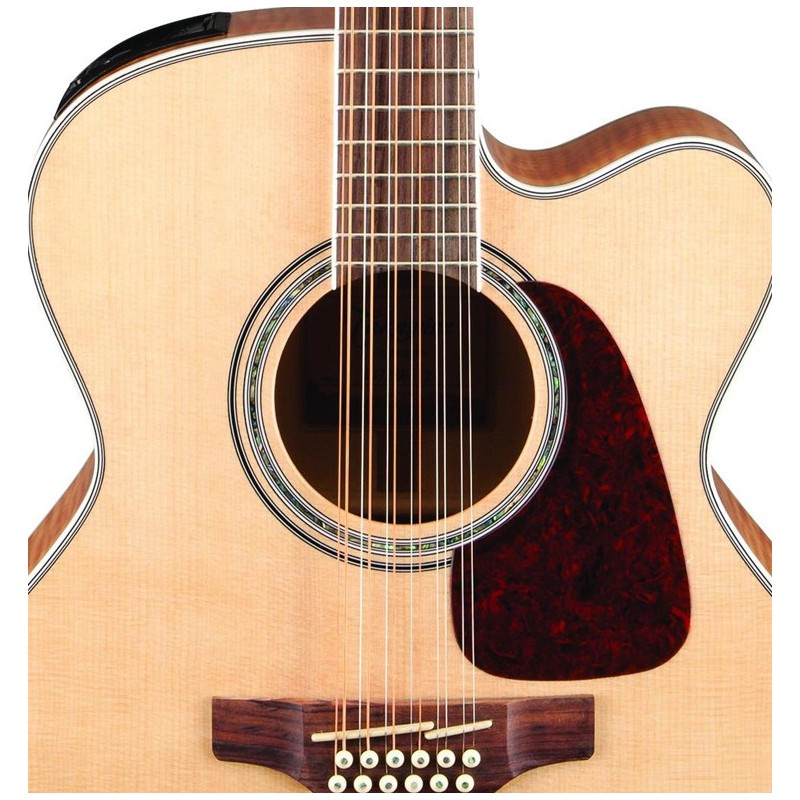 takamine serie 70 guitarra electro acustica de 12 cuerdas natural olvera music. Black Bedroom Furniture Sets. Home Design Ideas