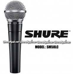 SHURE Dynamic Vocal Microphone - SM Series