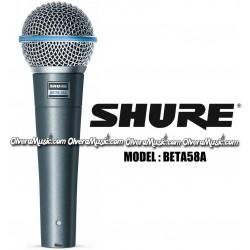 SHURE Dynamic Vocal Microphone - Super Cardioid Dynamic Mic