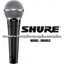 SHURE Dynamic Vocal Microphone - Cardioid Dynamic Mic