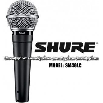 SHURE Micrófono Vocal - Cardioid Dynamic