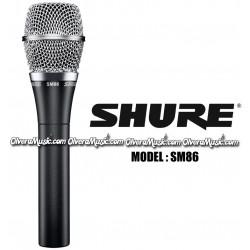 SHURE Condenser Vocal Microphone - SM Series