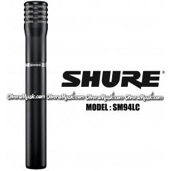 SHURE Condenser Instrumental Microphone - SM Series