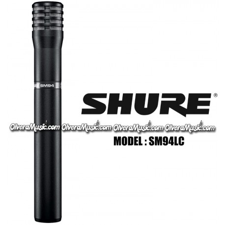 SHURE Instrumental Microphone