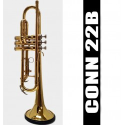 CONN 22B Trumpet Lacquer Finish - USED