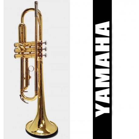 YAMAHA 2320 Trumpet Lacquer Finish - USED