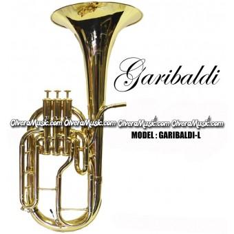 GARIBALDI Eb Alto Horn - Lacquer Finish
