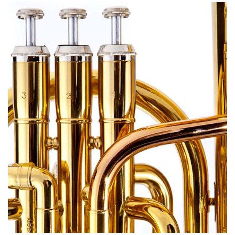 Alto Horns Fever Deluxe Alto Horn Lacquer Brass