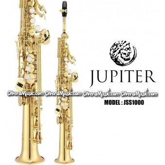 JUPITER Intermediate Bb Soprano Saxophone