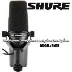 SHURE Dynamic Studio Vocal Microphone