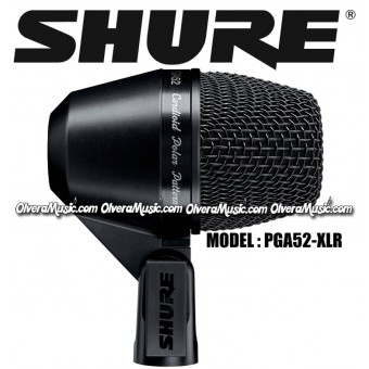 SHURE Dynamic Kick Drum Microphone