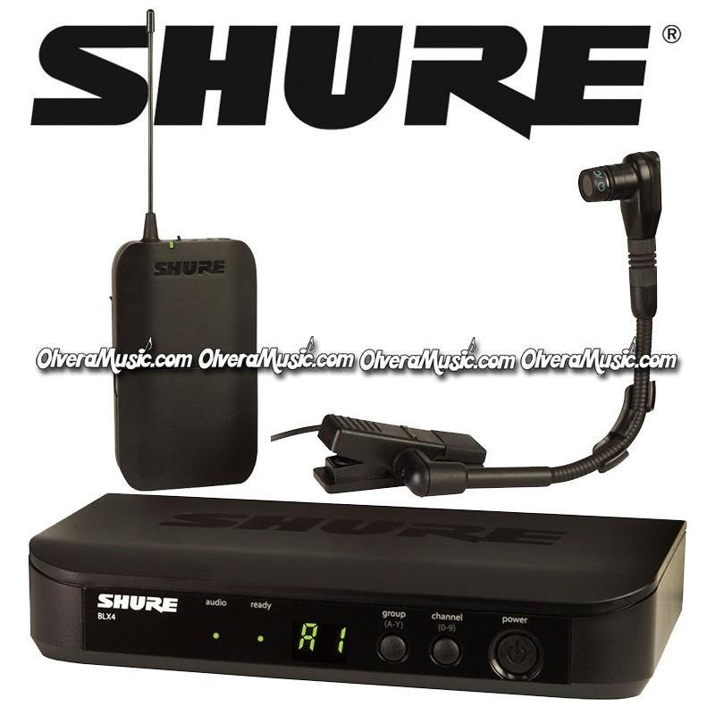 shure instrument wireless system olvera music. Black Bedroom Furniture Sets. Home Design Ideas