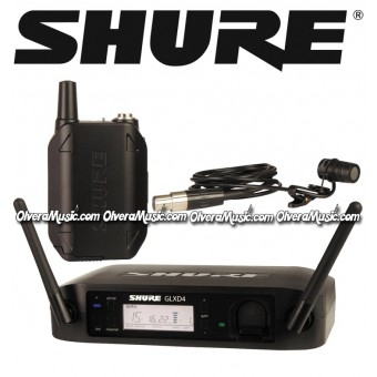 SHURE Lavalier Wireless System