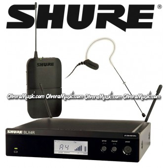 SHURE Headworn Wireless System