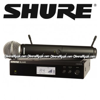 SHURE Handheld Vocal Wireless System