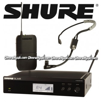 SHURE Headset Wireless System