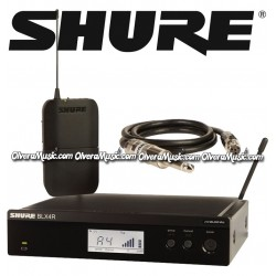 SHURE Wireless Guitar System