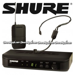 SHURE Headset Wireless Microphone System