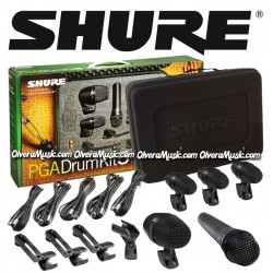 SHURE 5-PC Drum Microphone Kit