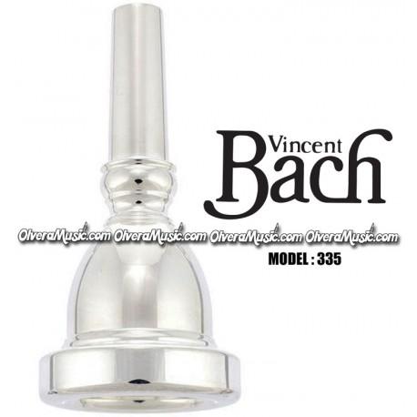 Bach Standard Tuba Mouthpiece Silver Plated 7