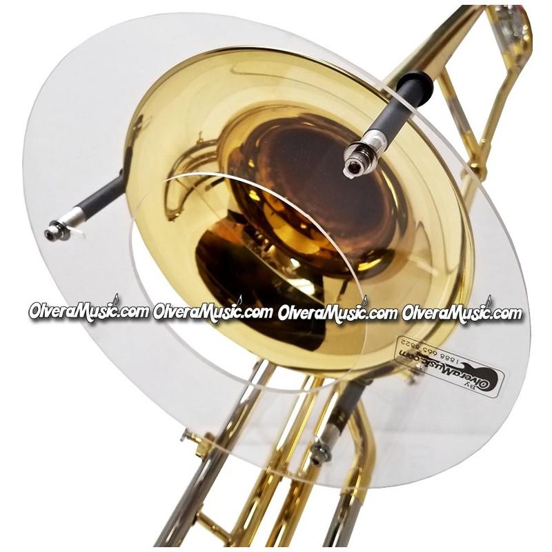 OM Trombone Sound Reflector - Olvera Music