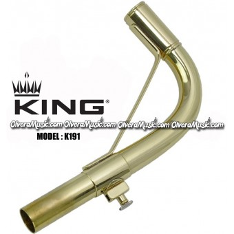 KING Sousaphone/Tuba Neck - Old Style