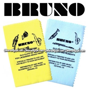 Bruno Glo-Cloth cleaner