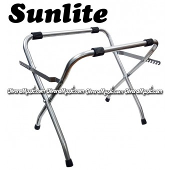 SUNLITE Bass Drum Stand - Grey (18X24 or 20X24)